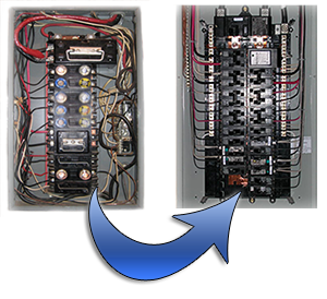 Electrical Panel Replacement panel upgrades electric panel replacement northpoint houston electric replace fuse in breaker box at crackthecode.co