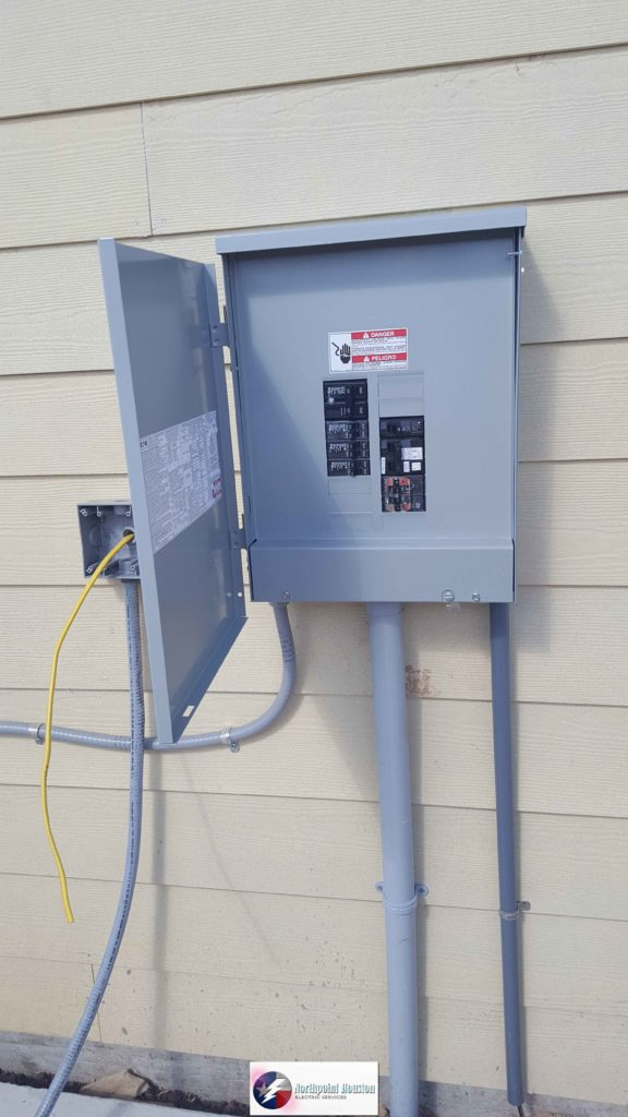 Our Work - Northpoint Houston Electric