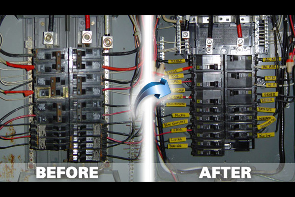 Electric Panel Replacement Northpoint